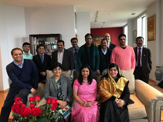 Indian MPs visit University of Chicago