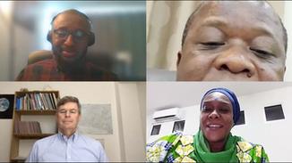 Table ronde parlementaire virtuelle avec la RDC