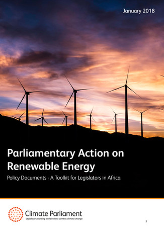 New Toolkit Released for Legislators Working on Renewable Energy