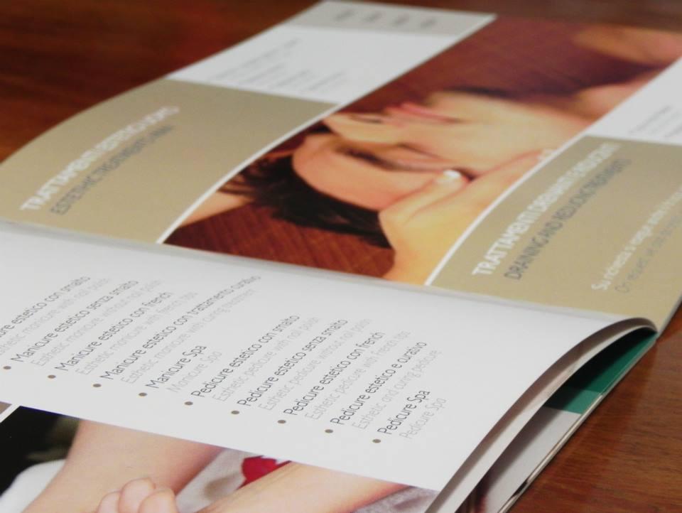 Brochure Centro Benessere