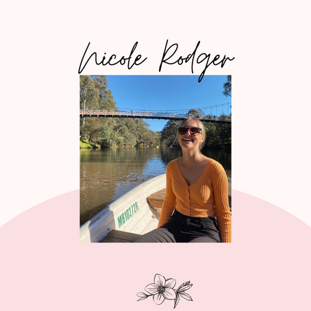 Summer Writer - Nicole Rodger