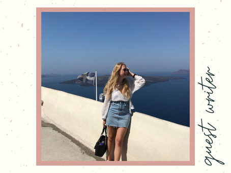 Guest Writer: Leonie Meyer – What's the secret behind self-development and how to follow your dream