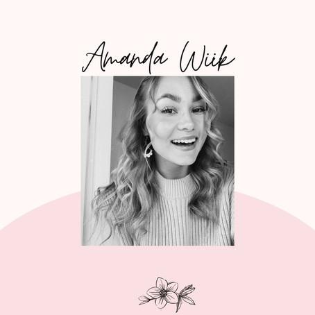 Summer Writer - Amanda Wiik
