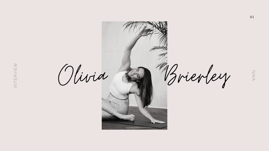 Interview: Olivia Brierley - Mindfulsoul Pilates