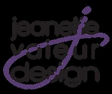 Jeanette Valeur Design logo 2015.png