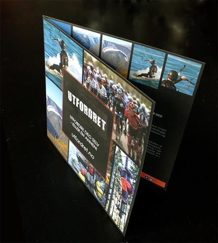 Utfordret brosjyre