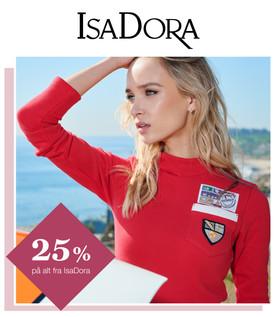 IsaDora Bordduk 455x520 mm
