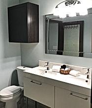 wimberleySquareInn.com Home Suite bath