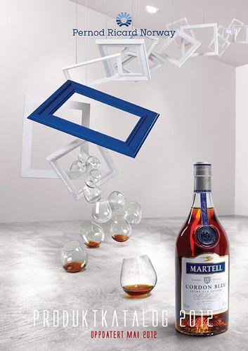 Pernod Ricard Norway Produktkatalog 2012