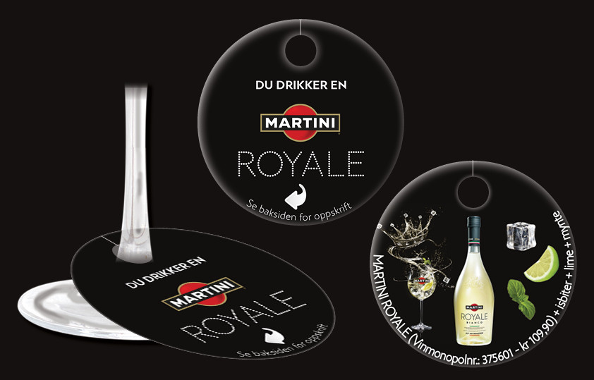 Martini Royale Stettmerke