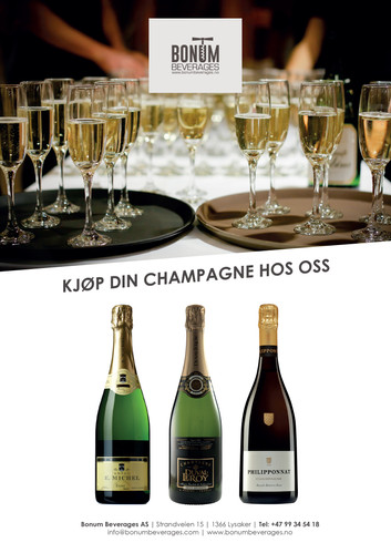 Annonse Champagne