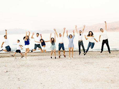 Buno Family | Beach Family Session