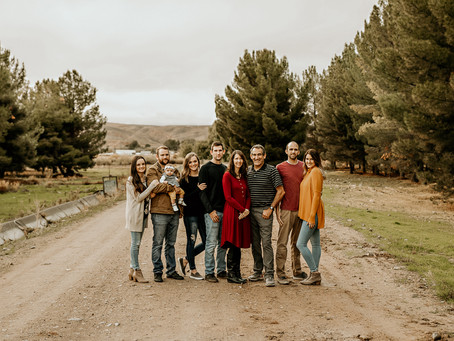 Dimmick Family | Pine Tree Grove