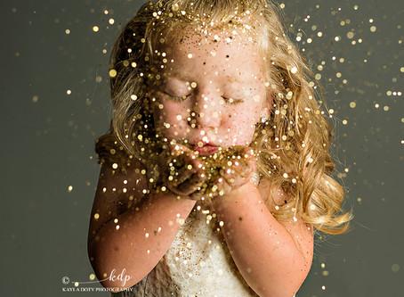 Glitter Minis!
