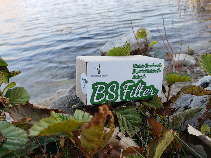 BS Filter Eight Pack (4 Units)