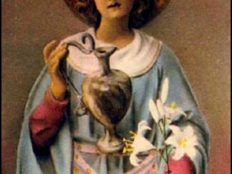 Santo do dia 27 de Abril - Santa Zita