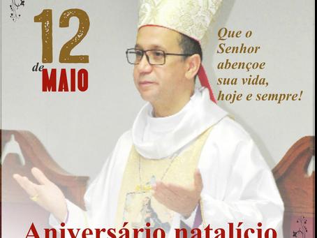 Aniversário natalício de  Dom Vasconcelos