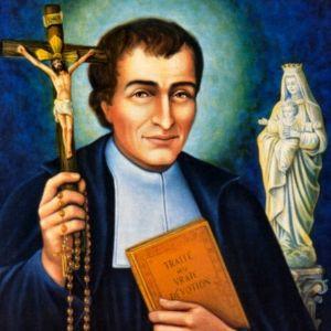 Santo do dia 28 de Abril - São Luís Maria Grignion de Montfort