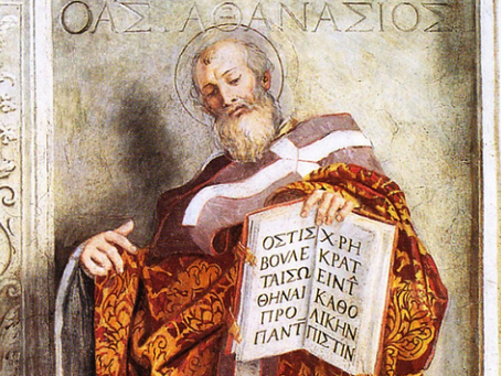 Santo do dia 02 de Maio - Santo Atanásio