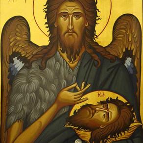 São João Batista, o precursor de Jesus