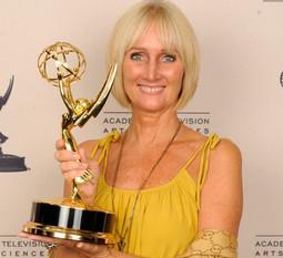 Linda Dowds - Emmy Winner