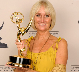 Linda Dowds - Emmy Winner