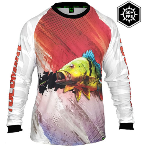 Camisa  50+ Tucunaré