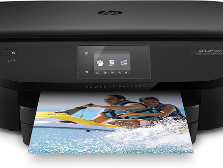 HP Envy 5660 Setup - Hp Printer Driver