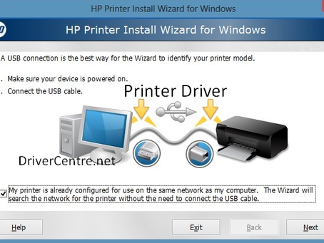 HP printer drivers for windows 7