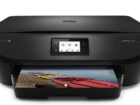 HP Envy 5540 Setup - Hp Printer Driver