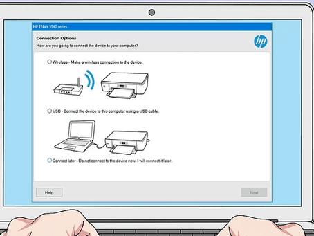 HP Wireless Printer Setup Guide