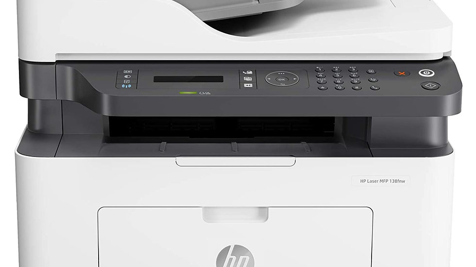 HP Laser MFP 138fnw