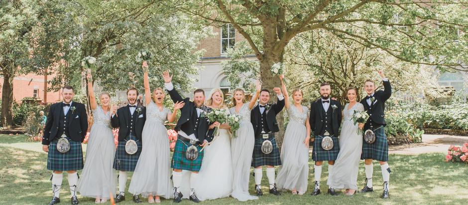 Sinead + Aaron's Wedding // July 2019