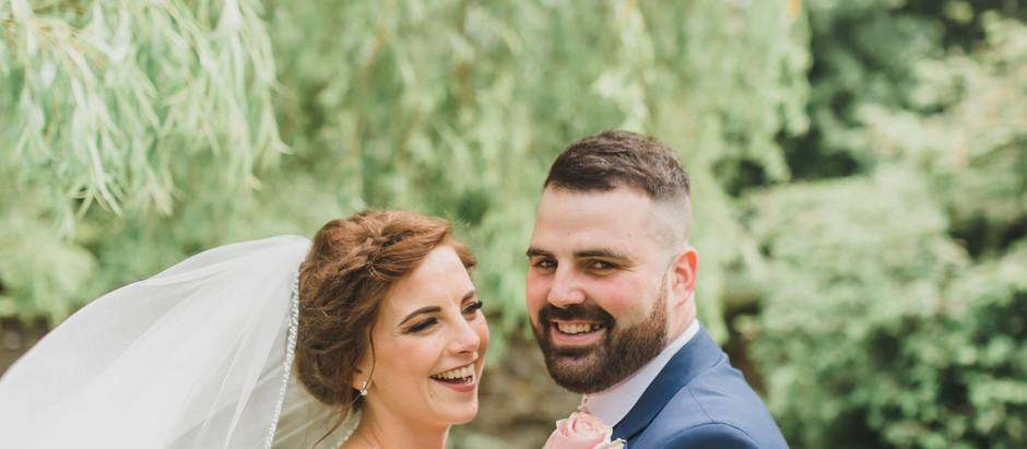 Mr & Mrs Greenwood // Badgemore Park Henley // June 2019