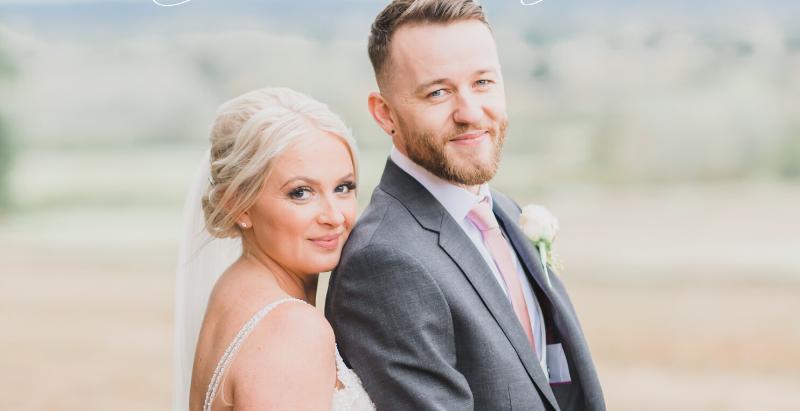 TOM & LISA'S LAINS BARN WEDDING - OCTOBER 2019