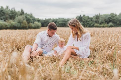 family photography reading