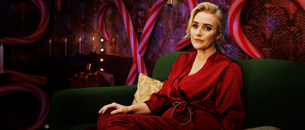Estella Scrooge: a Christmas Carol with a Twist
