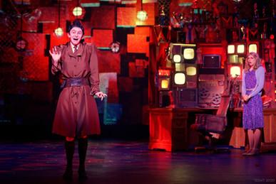 Roald Dahl's Matilda The Musical (2020)