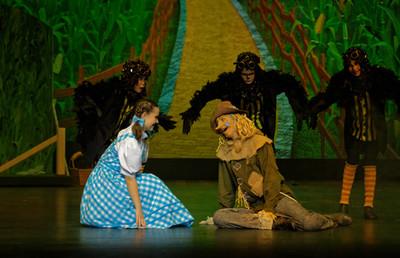 Wizard Of Oz (2016)