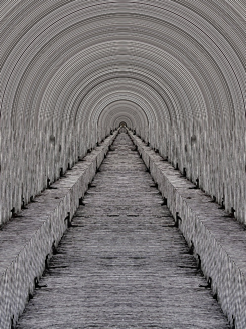 """Road To Damascus, 11""""x14"""" giclee print"""
