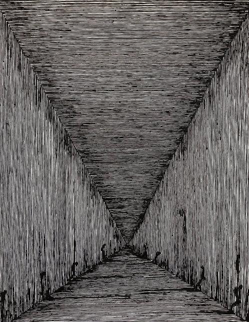 "Horror Vacui, 11"" x 14"" giclee print"
