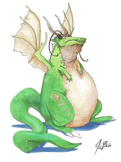 Fat Fairy Dragon