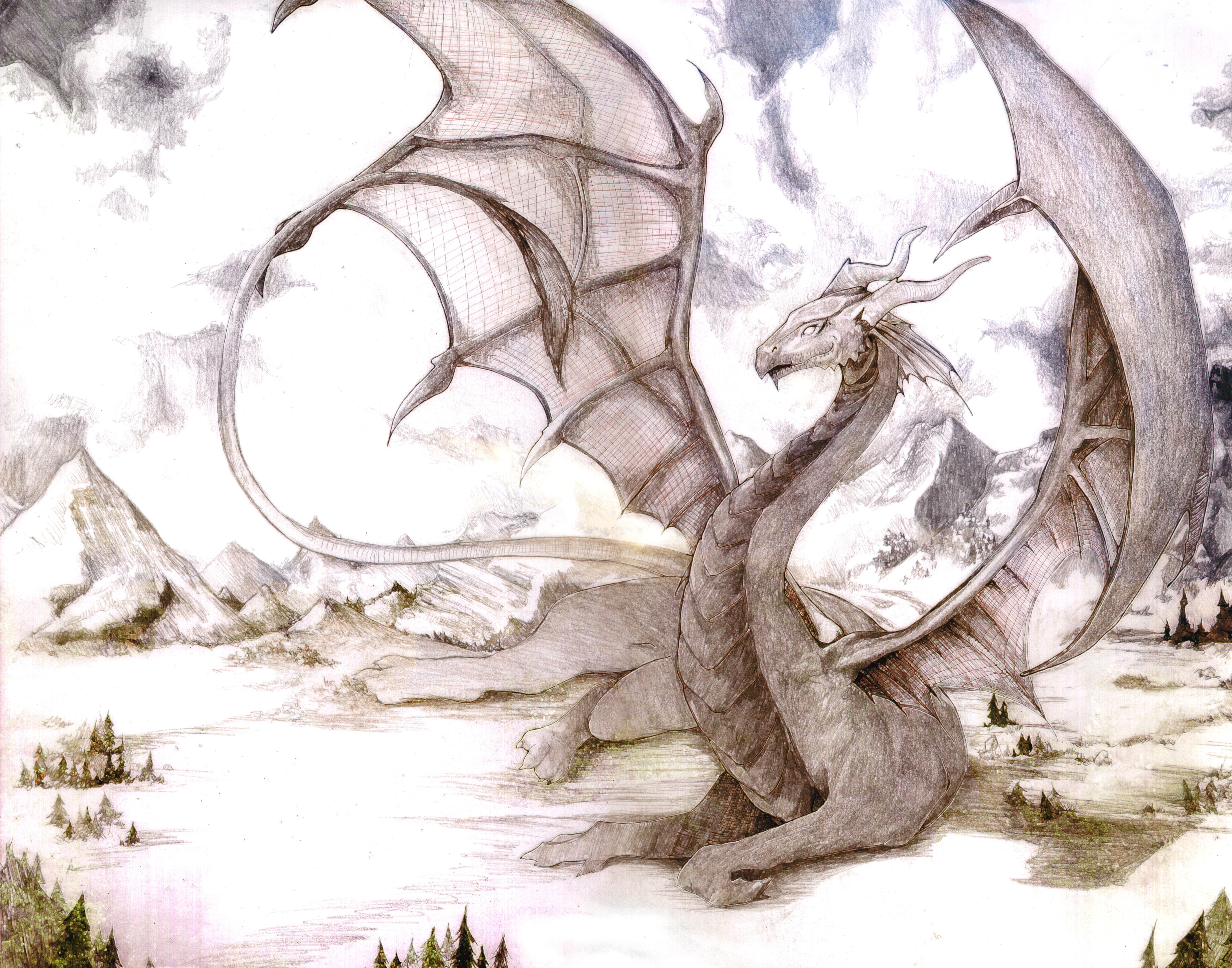 Leviathan 11x14