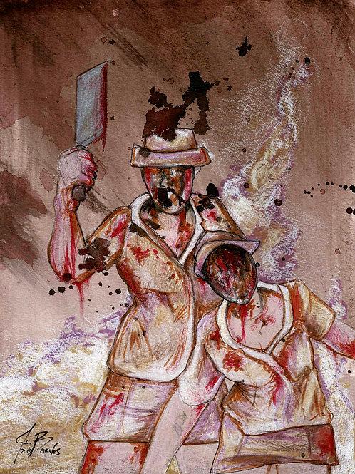 Silent Hill - Deadly Nurses