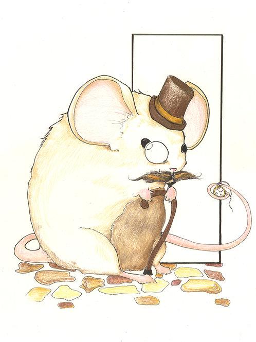 Alistair, Gentleman Mouse