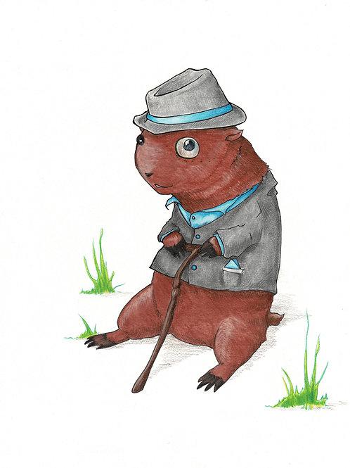 Cornwallace, Gentleman Wombat