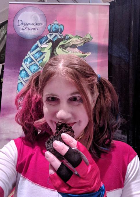 GalaxyFest 2019 - Muffin!