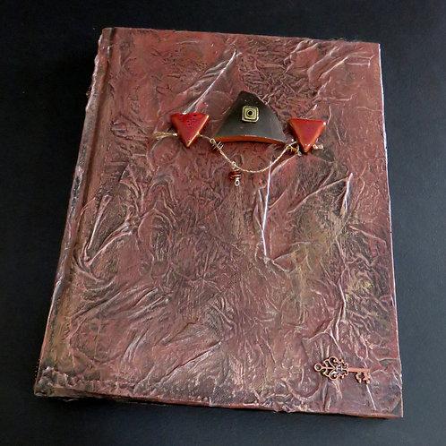 Custom Sketchbook - Spellbook - Triangles