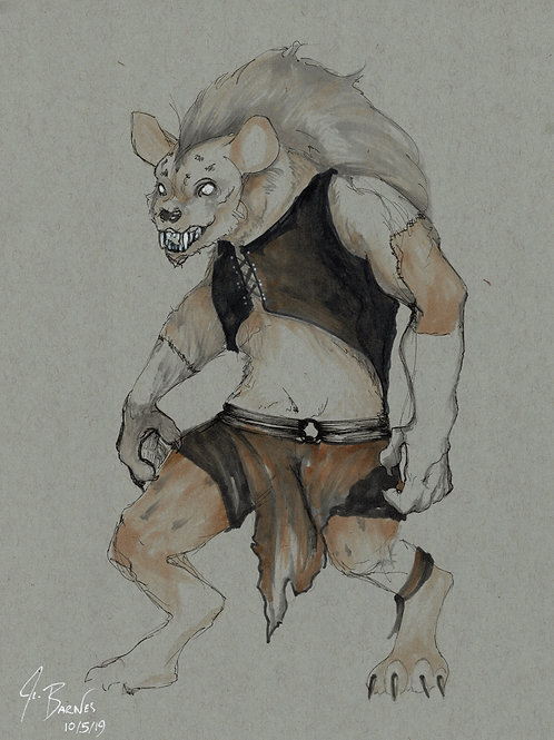 Undead Gnoll