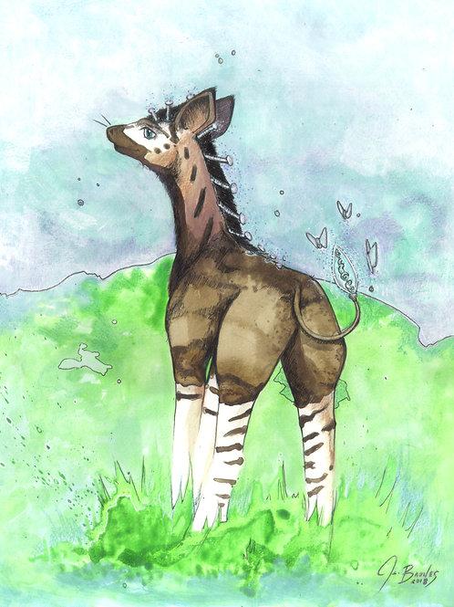 Okapi Critter
